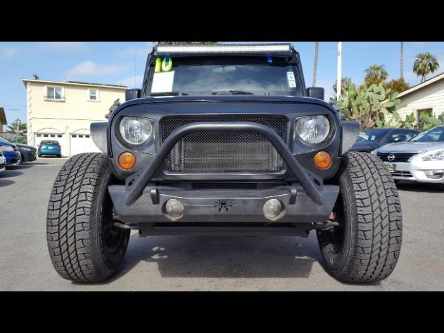 2010 Jeep Wrangler for sale at 5GRAND AUTOLAND in Oceanside CA