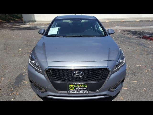 2016 Hyundai Sonata Hybrid for sale at 5GRAND AUTOLAND in Oceanside CA