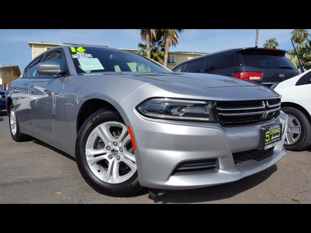 2016 Dodge Charger for sale at 5GRAND AUTOLAND in Oceanside CA