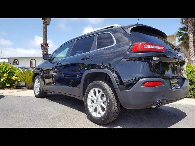 2017 Jeep Cherokee for sale at 5GRAND AUTOLAND in Oceanside CA
