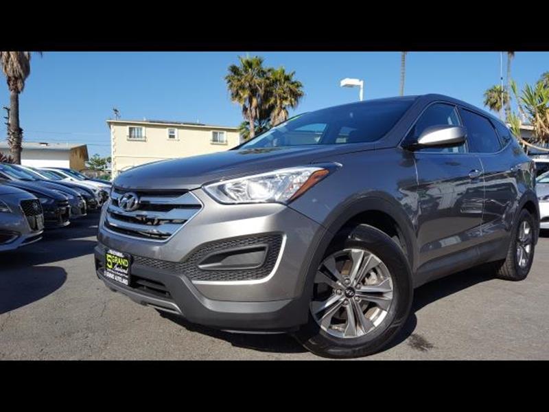 2016 Hyundai Santa Fe Sport for sale at 5GRAND AUTOLAND in Oceanside CA