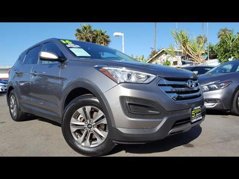 2016 Hyundai Santa Fe Sport for sale at 5GRAND AUTOLAND in Oceanside CA