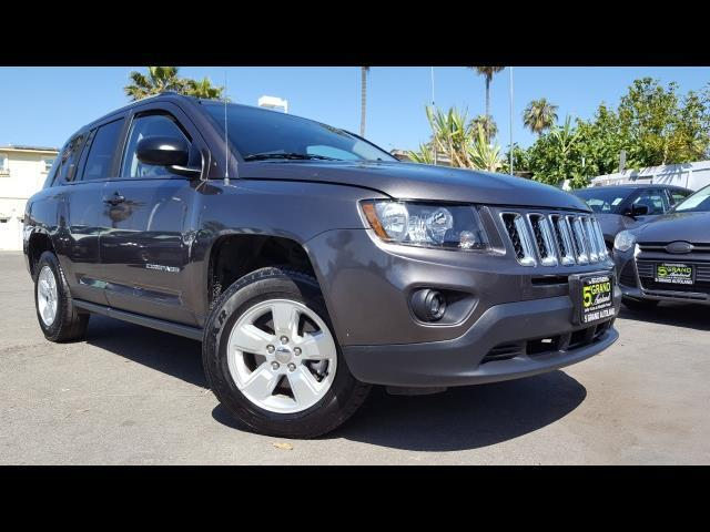 2015 Jeep Compass for sale at 5GRAND AUTOLAND in Oceanside CA