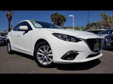 2016 Mazda MAZDA3 for sale at 5GRAND AUTOLAND in Oceanside CA
