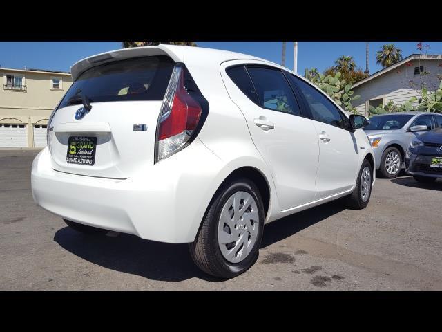2016 Toyota Prius c for sale at 5GRAND AUTOLAND in Oceanside CA