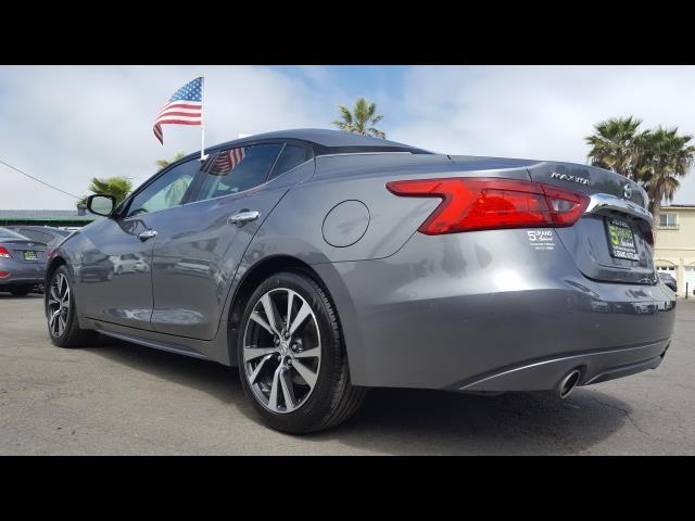 2016 Nissan Maxima for sale at 5GRAND AUTOLAND in Oceanside CA