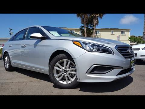 2016 Hyundai Sonata for sale at 5GRAND AUTOLAND in Oceanside CA