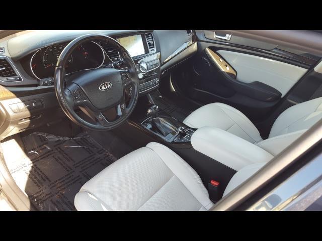 2014 Kia Cadenza for sale at 5GRAND AUTOLAND in Oceanside CA