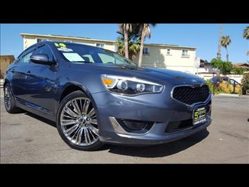 2014 Kia Cadenza for sale at 5GRAND AUTOLAND in Oceanside CA
