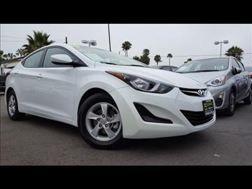 2015 Hyundai Elantra for sale at 5GRAND AUTOLAND in Oceanside CA