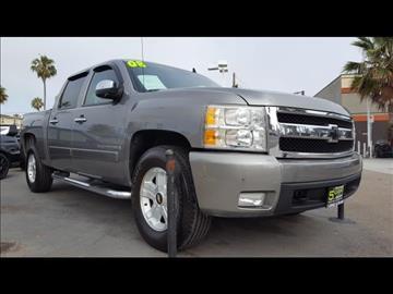2008 Chevrolet Silverado 1500 for sale at 5GRAND AUTOLAND in Oceanside CA