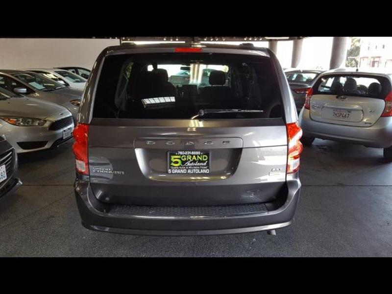 2016 Dodge Grand Caravan for sale at 5GRAND AUTOLAND in Oceanside CA