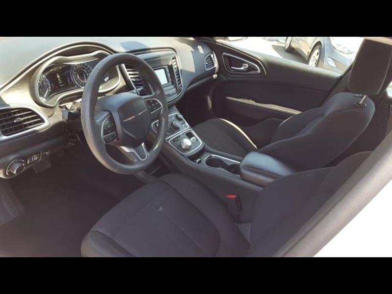 2015 Chrysler 200 for sale at 5GRAND AUTOLAND in Oceanside CA