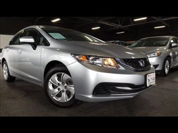 2015 Honda Civic for sale at 5GRAND AUTOLAND in Oceanside CA