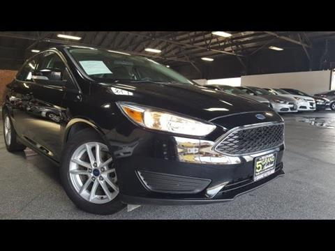 2016 Ford Focus for sale at 5GRAND AUTOLAND in Oceanside CA