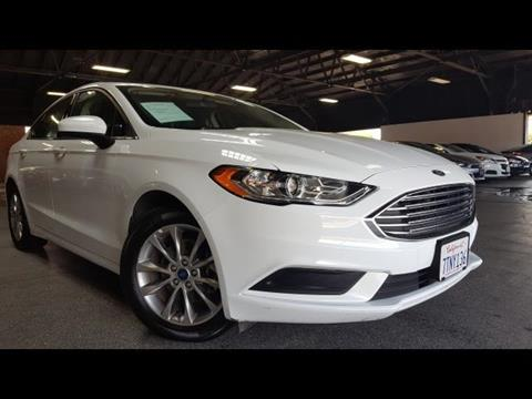 2017 Ford Fusion for sale at 5GRAND AUTOLAND in Oceanside CA