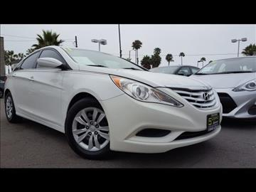 2011 Hyundai Sonata for sale at 5GRAND AUTOLAND in Oceanside CA