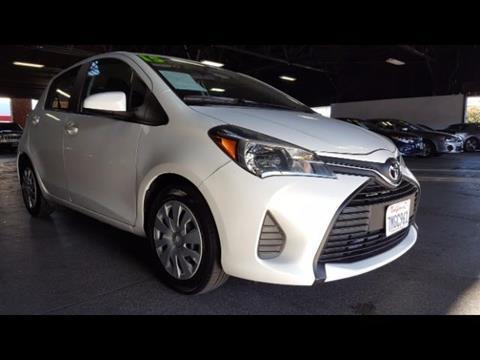2015 Toyota Yaris for sale in Oceanside, CA