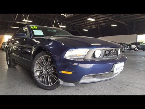 2010 Ford Mustang for sale in Oceanside, CA