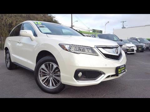 2016 Acura RDX for sale in Oceanside, CA