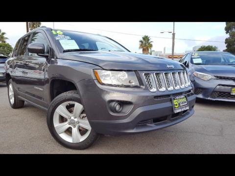 2016 Jeep Compass for sale in Oceanside, CA