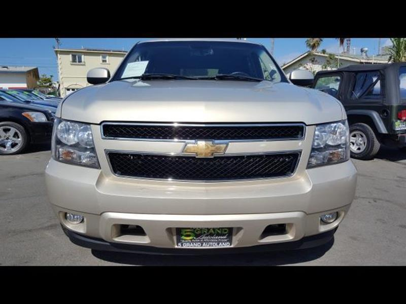 2008 Chevrolet Tahoe for sale at 5GRAND AUTOLAND in Oceanside CA