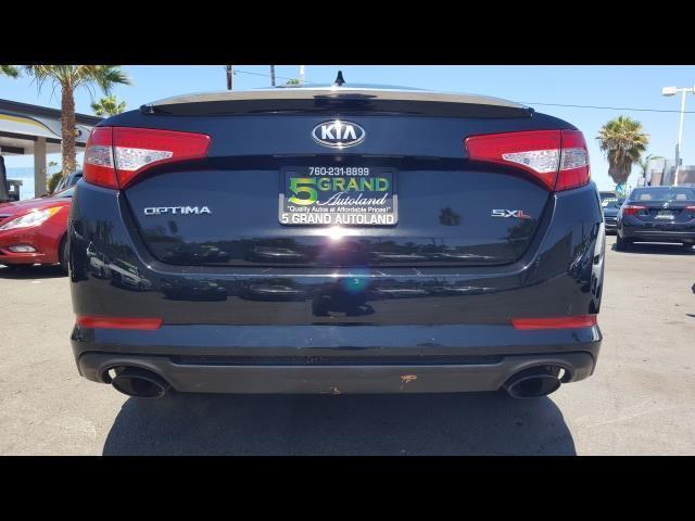 2013 Kia Optima for sale at 5GRAND AUTOLAND in Oceanside CA