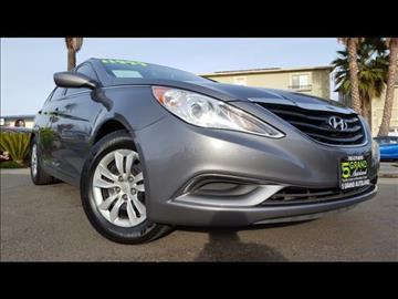 2012 Hyundai Sonata for sale at 5GRAND AUTOLAND in Oceanside CA