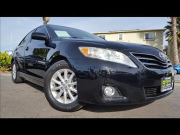 2011 Toyota Camry for sale at 5GRAND AUTOLAND in Oceanside CA