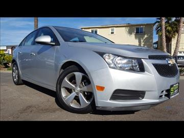 2011 Chevrolet Cruze for sale at 5GRAND AUTOLAND in Oceanside CA