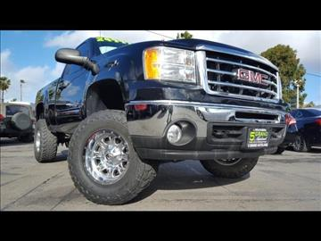 2012 GMC Sierra 1500 for sale at 5GRAND AUTOLAND in Oceanside CA