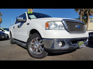 2006 Ford F-150 for sale at 5GRAND AUTOLAND in Oceanside CA