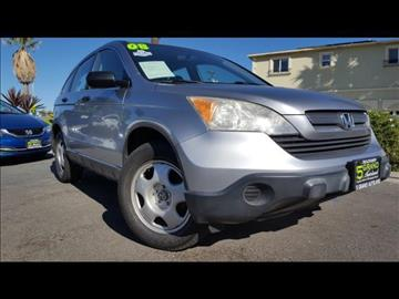 2008 Honda CR-V for sale at 5GRAND AUTOLAND in Oceanside CA