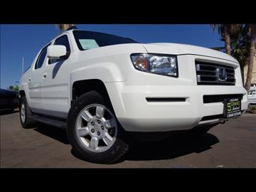 2006 Honda Ridgeline for sale at 5GRAND AUTOLAND in Oceanside CA