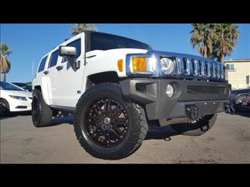 2006 HUMMER H3 for sale at 5GRAND AUTOLAND in Oceanside CA