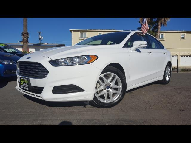 2015 Ford Fusion for sale at 5GRAND AUTOLAND in Oceanside CA