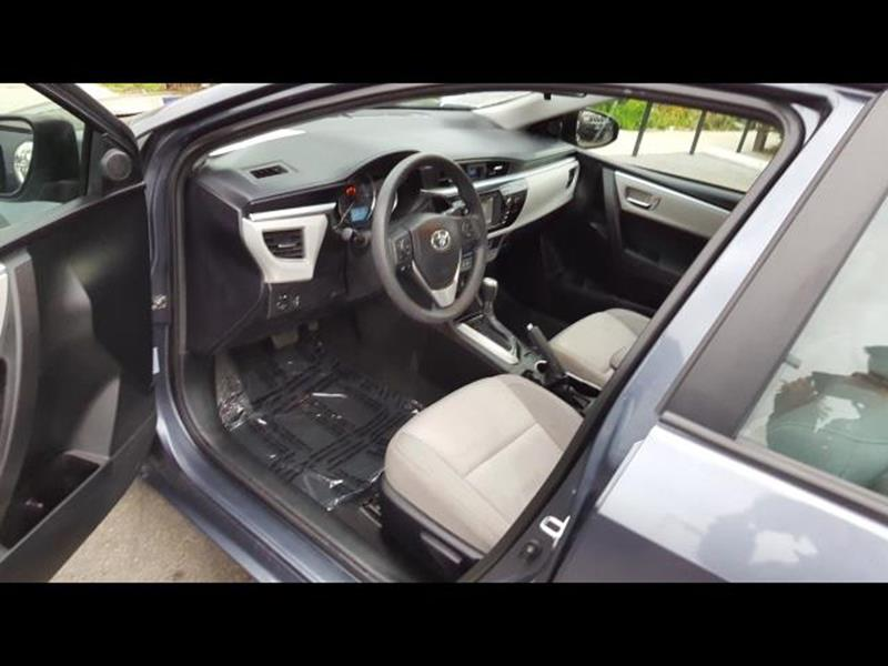 2015 Toyota Corolla for sale at 5GRAND AUTOLAND in Oceanside CA