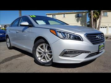2015 Hyundai Sonata for sale at 5GRAND AUTOLAND in Oceanside CA