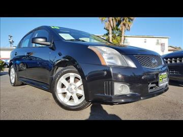 2010 Nissan Sentra for sale at 5GRAND AUTOLAND in Oceanside CA