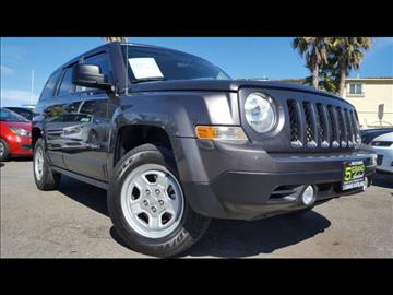 2014 Jeep Patriot for sale at 5GRAND AUTOLAND in Oceanside CA