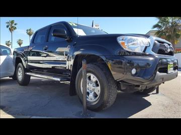 2012 Toyota Tacoma for sale at 5GRAND AUTOLAND in Oceanside CA
