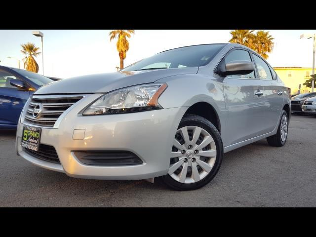 2015 Nissan Sentra for sale at 5GRAND AUTOLAND in Oceanside CA