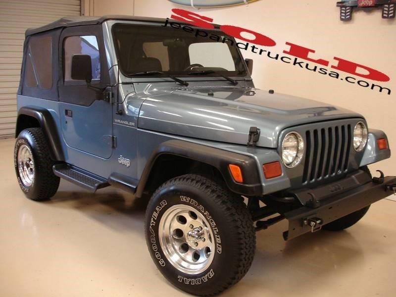 1997 jeep wrangler se in tampa fl jeep and truck usa. Black Bedroom Furniture Sets. Home Design Ideas