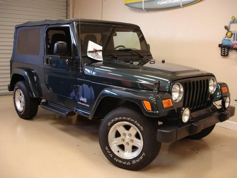 2005 jeep wrangler unlimited 4wd 2dr suv in tampa fl. Black Bedroom Furniture Sets. Home Design Ideas