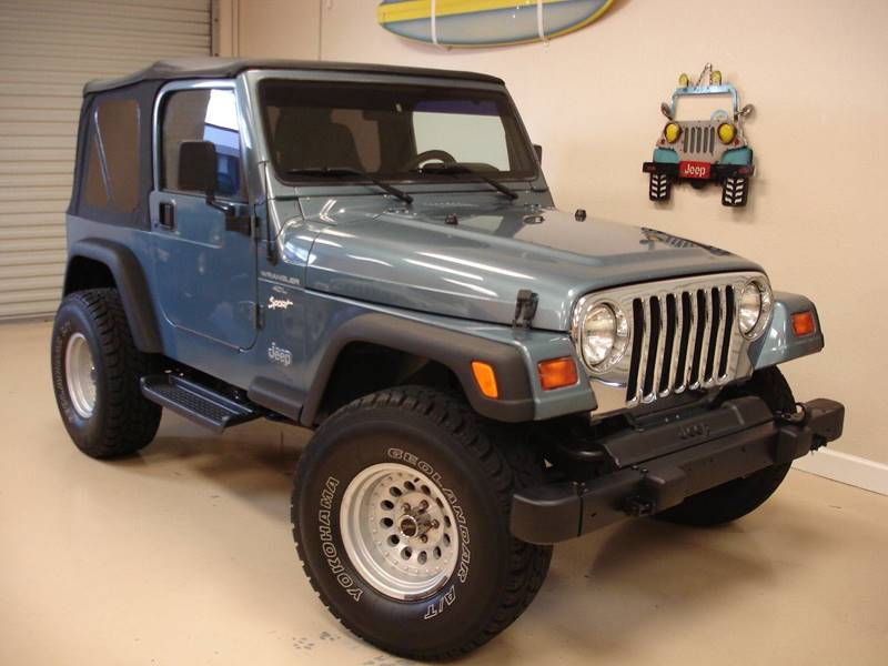 1998 jeep wrangler sport in tampa fl jeep and truck usa. Black Bedroom Furniture Sets. Home Design Ideas