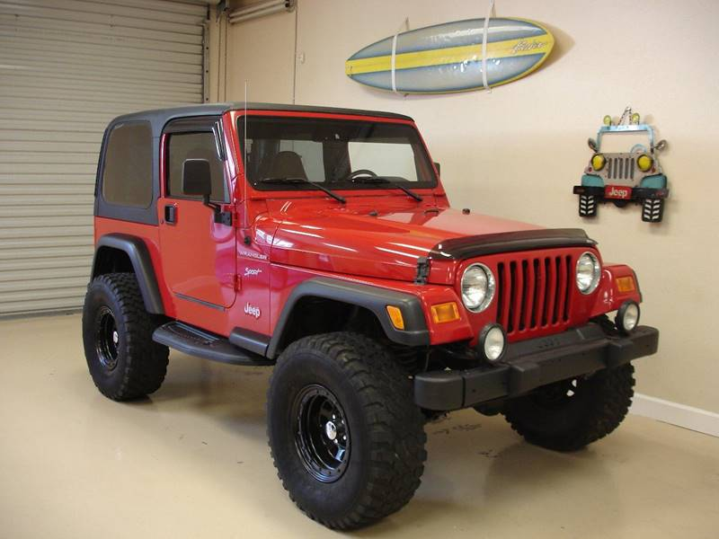 Perfect 2002 Jeep Wrangler For Sale At Jeep And Truck USA In Tampa FL