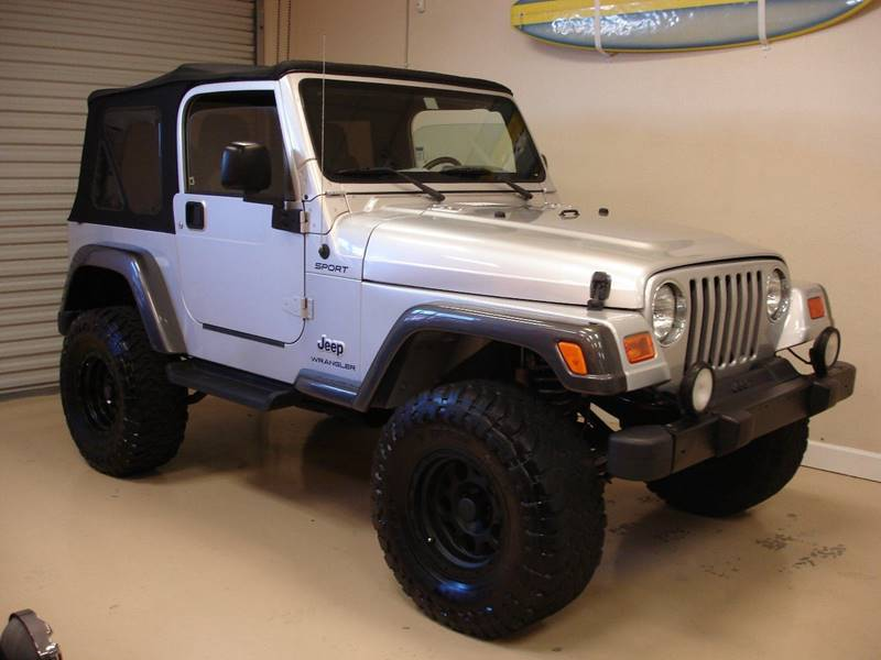 Wonderful 2004 Jeep Wrangler X