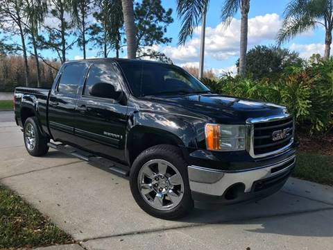 2009 GMC Sierra 1500 for sale at Jeep and Truck USA in Tampa FL