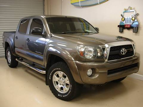 2011 Toyota Tacoma for sale at Jeep and Truck USA in Tampa FL
