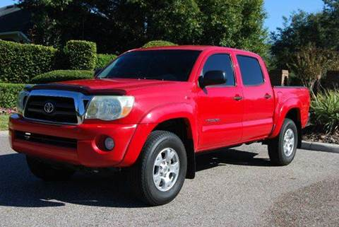 2006 Toyota Tacoma for sale at Jeep and Truck USA in Tampa FL